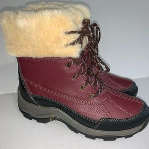 Clarks lines Snow Boots